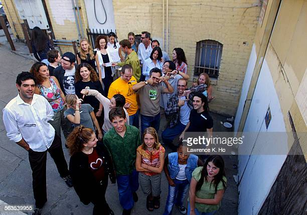 Theater groups representing Cornerstone Theater/Sons of Semele Moving Arts Theater of Note The Evidence Room Silo Theater Young Players Ensemble and...