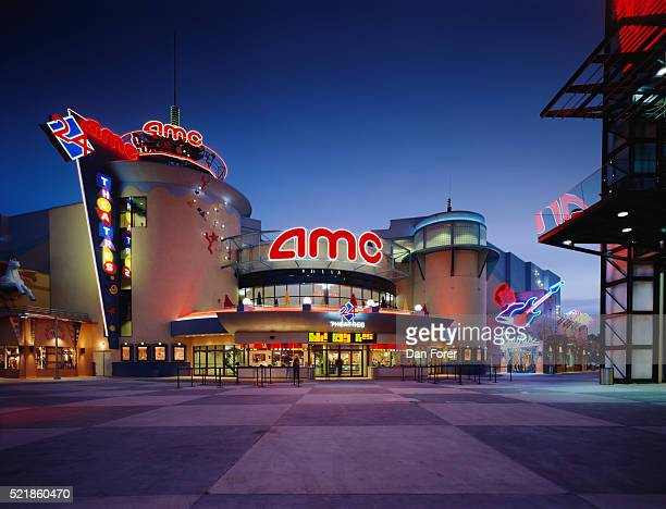 AMC Theater in Downtown Disney World