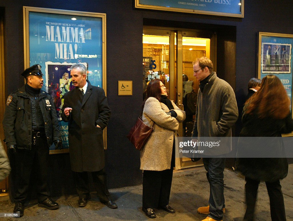 Mamma Mia At The Winter Garden In New York Photos and Images | Getty ...
