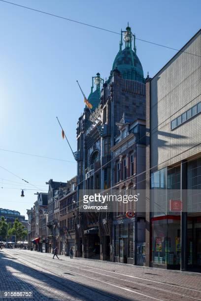 biografen tuschinski theater i amsterdam - gwengoat bildbanksfoton och bilder