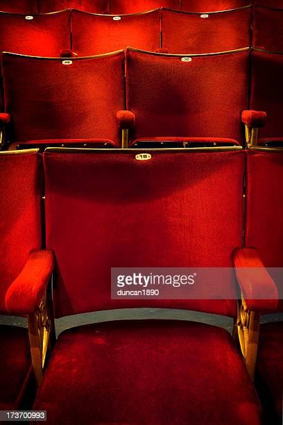 Theatre Cinema Seats