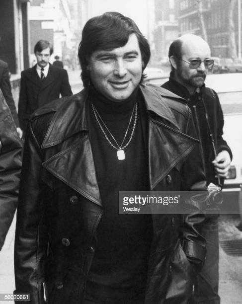 Theatre director Michael Bogdanov arriving at Horseferry Road Court to answer a summons issued by Mary Whitehouse that his production of the play...