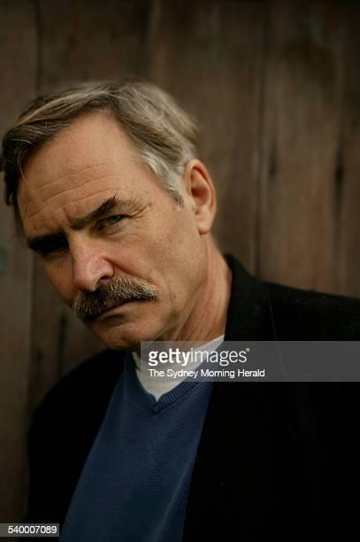 Theatre director Nigel Jamieson, at his Bondi home. His next production is about Guantanamo Bay detainee, Australian David Hicks, 26 June 2006. SMH...