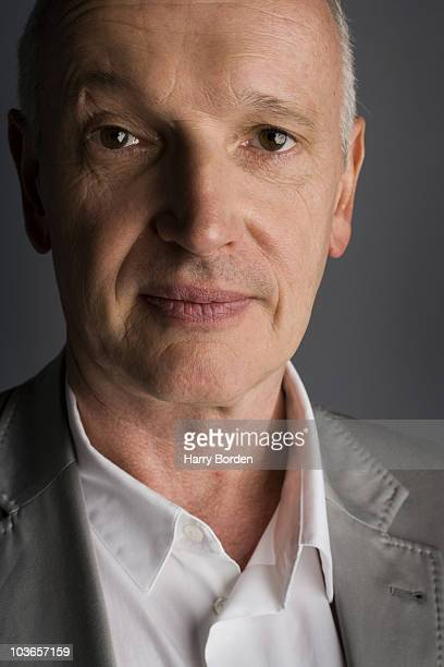 Theatre director Sean Mathias poses for a portrait shoot in London on September 10 2009