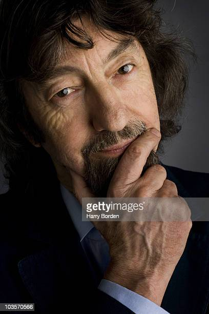 Theatre director Trevor Nunn poses for a portrait shoot in London on September 10 2009