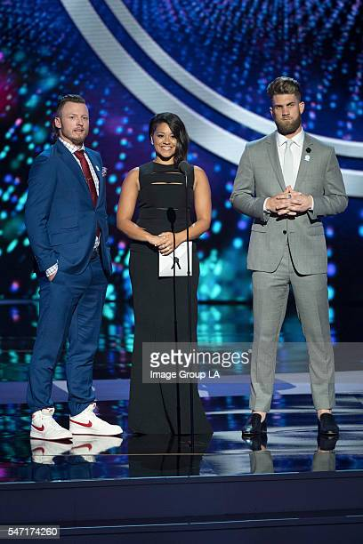 Theatre - On July 13, some of the worlds premier athletes and biggest stars join host John Cena on stage for The 2016 ESPYS Presented by Capital One....