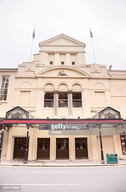 theatre royal, glasgow - theasis stock pictures, royalty-free photos & images