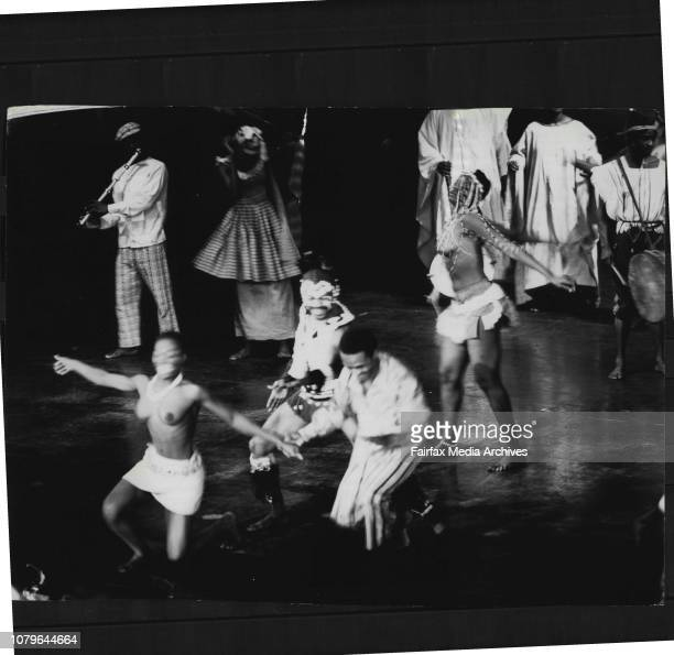 Theatre Royal last nightScenes of several acts by the company The company performed before a packed house June 30 1965