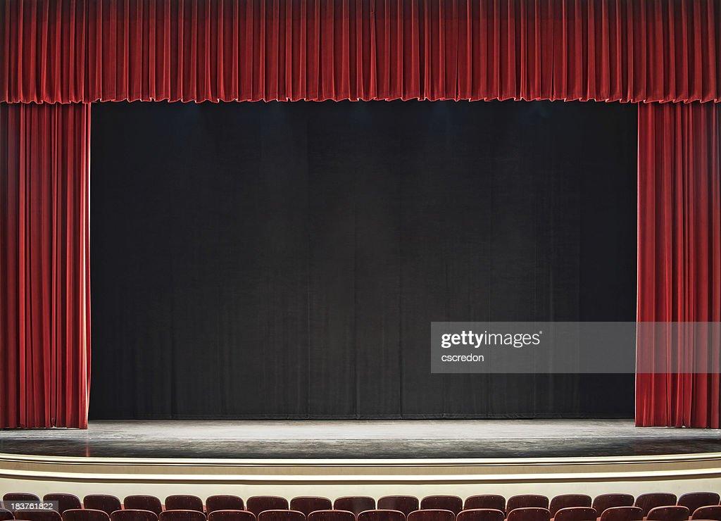 theatre stage : Stock Photo