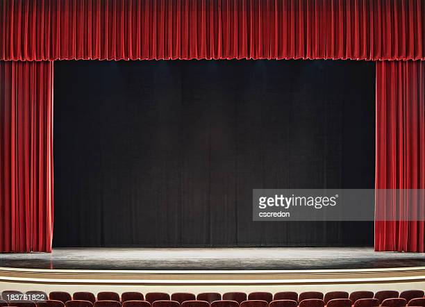 theatre stage - awards ceremony stock pictures, royalty-free photos & images