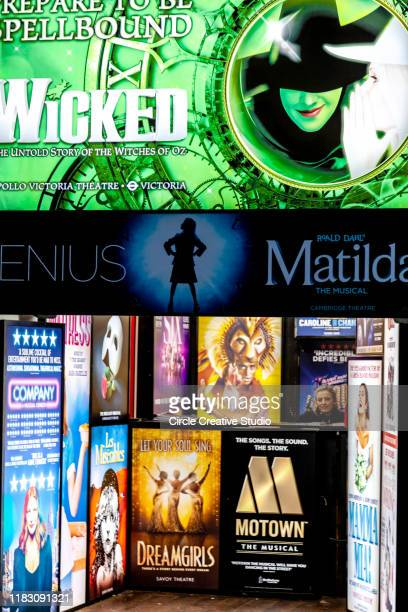 theatre ticket sales - musical theater stock pictures, royalty-free photos & images