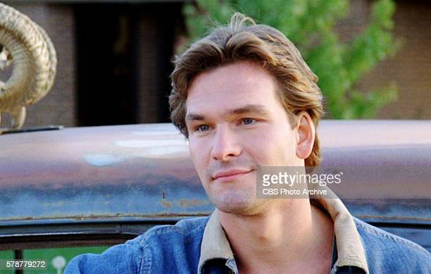A theatrical movie originally released August 3 1984 The film directed by Randal Kleiser Pictured Patrick Swayze Frame grab