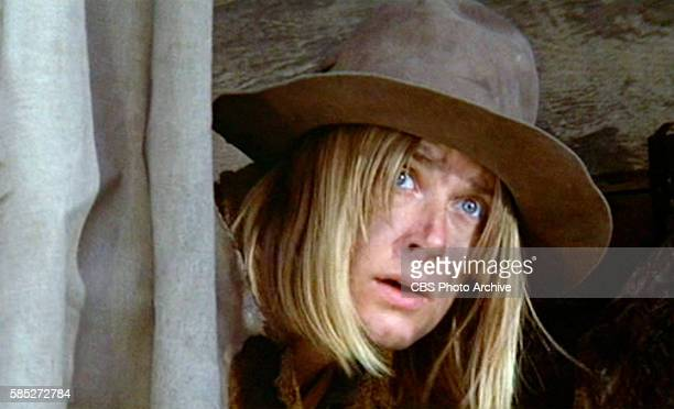 MAN theatrical movie originally released December 23 1970 The film directed by Arthur Penn Pictured Carole Androsky Jacks older sister Frame grab