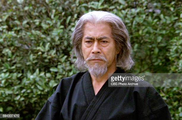 CHALLENGE theatrical movie originally released July 23 1982 The film directed by John Frankenheimer Pictured Toshiro Mifune Frame grab