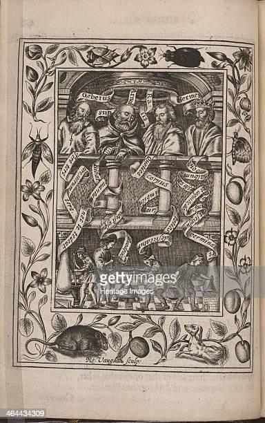 Theatrum chemicum Britannicum 1652 From a private collection