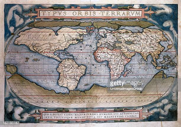 Theatrum Orbis Terrarum Is considered to be the first true modern atlas Written by Abraham Ortelius and originally printed on May 20 in Antwerp World...