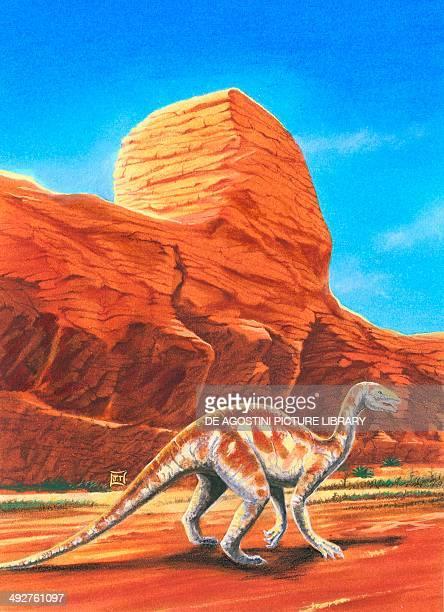 テコドントサウルス ストックフ...