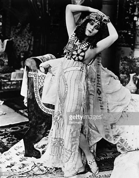 Full length photo from Cleopatra Movie still