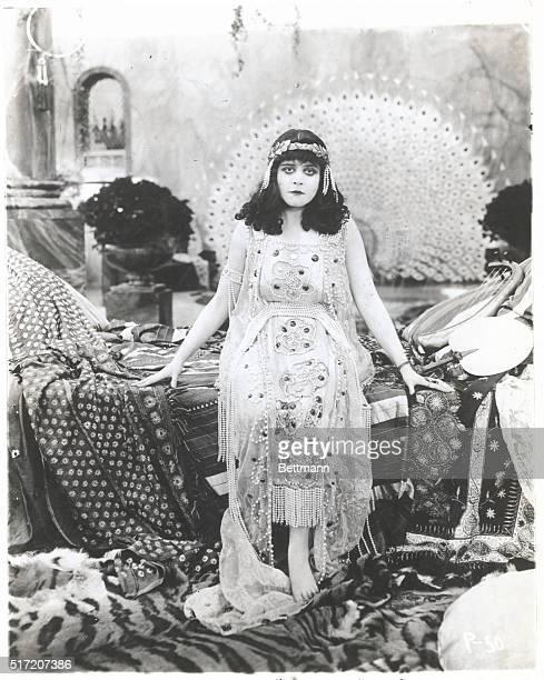 Theda Bara in Salome 1918