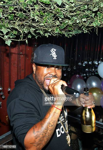 TheDream performs at his Album Release Celebration at Greenhouse on May 30 2013 in New York City