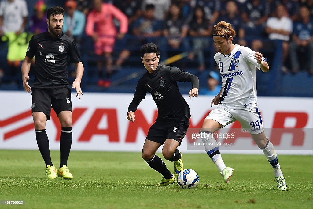 Buriram United v Gamba Osaka - Asian Champions League : News Photo