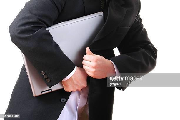 Diebstahl laptop