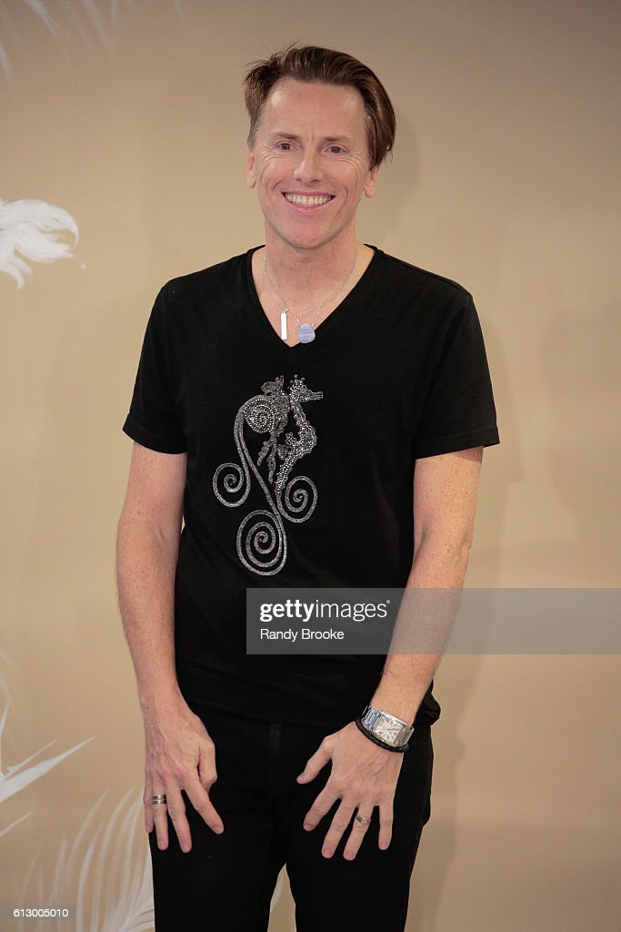 Theia Creative Director Don O'Neil during Theia Runway at New York Fashion Week: Bridal October 2016 at THEIA's Showroom on October 6, 2016 in New York City.