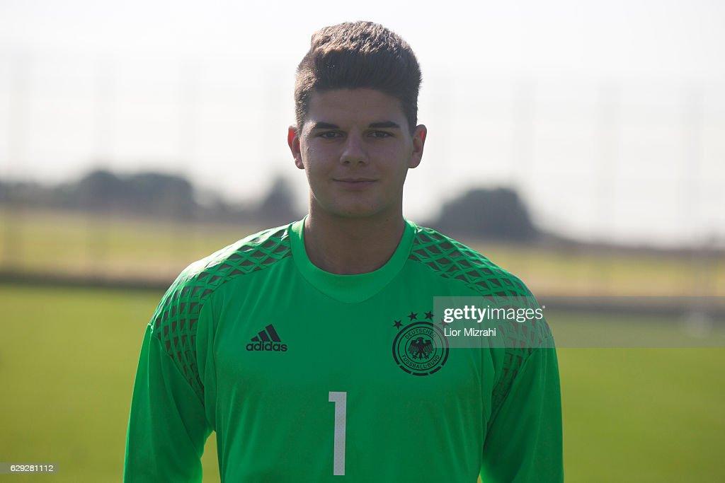 Germany U18 - Team Presentation : Nachrichtenfoto