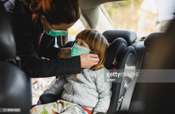 their safety depends on you - driving mask stock pictures, royalty-free photos & images