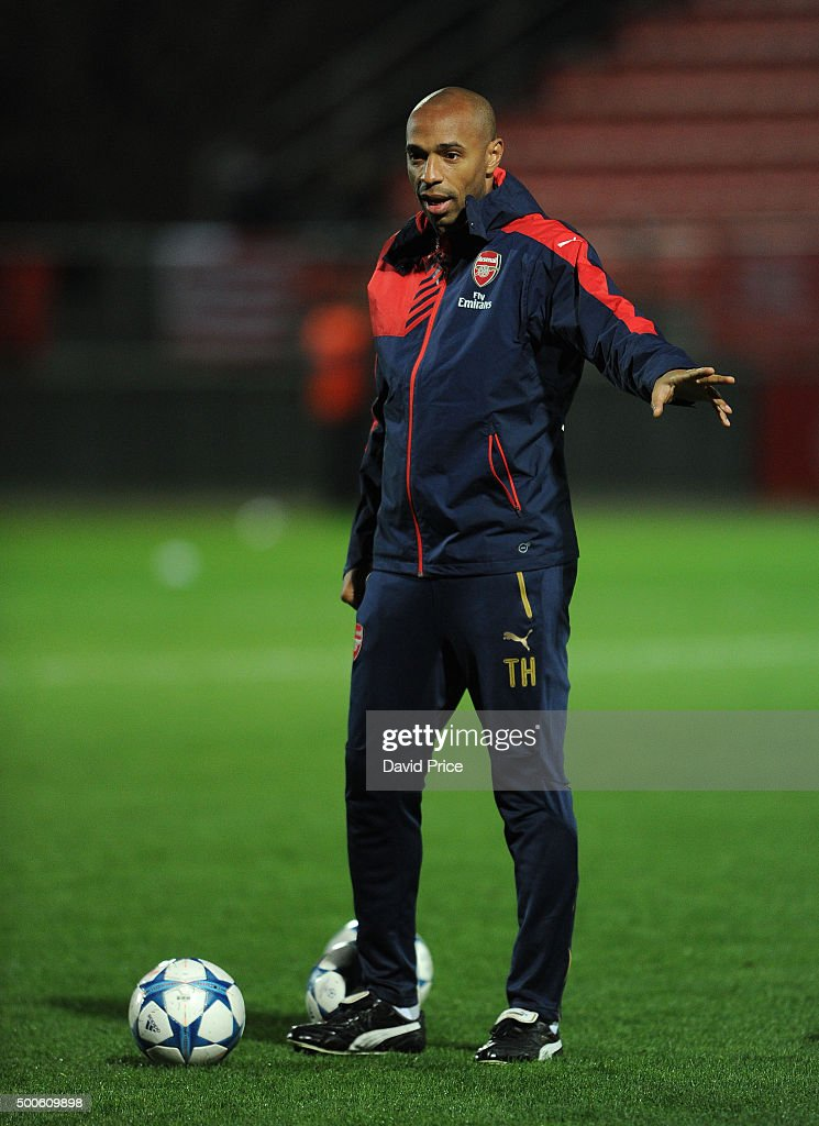 Olympiacos FC v Arsenal FC - UEFA Youth League : News Photo