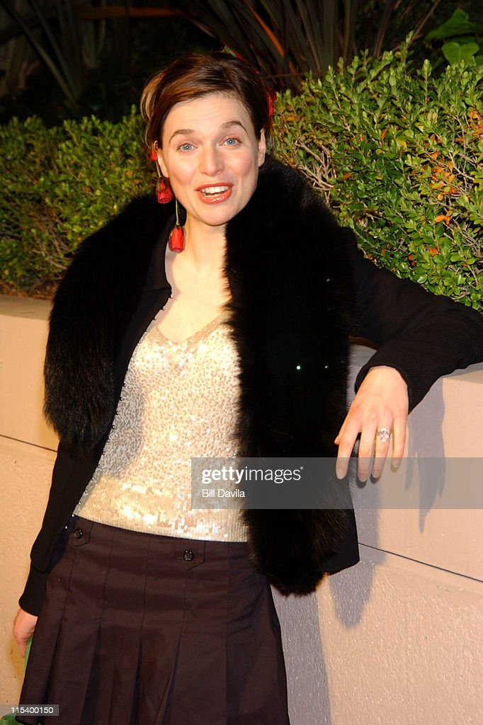 Thekla Reuten during 2004 Miramax Awards - Pre-Oscar Party at St. Regis Hotel in Century City, California, United States.