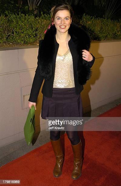 Thekla Reuten during 2004 Miramax Awards PreOscar Party at St Regis Hotel in Century City California United States