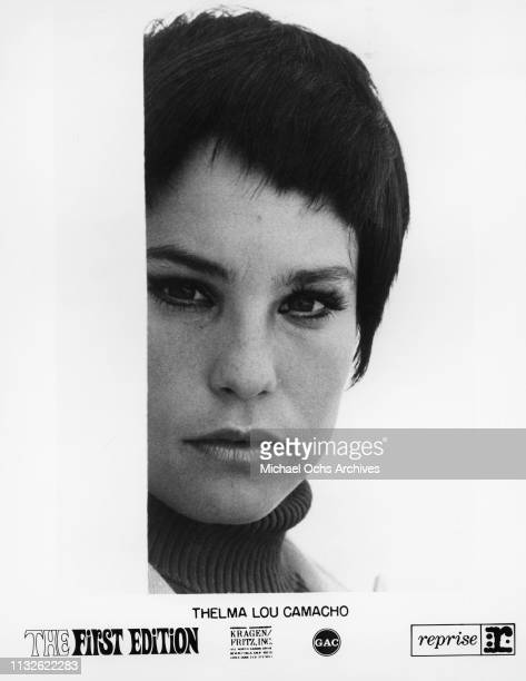Thelma Camacho of Kenny Rogers The First Edition portrait 1967