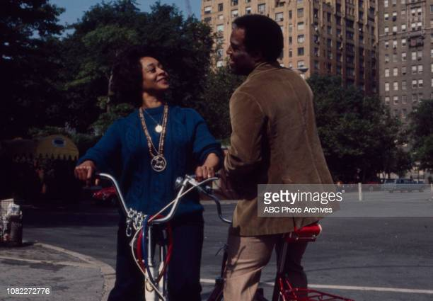Thelma Carpenter Nipsey Russell appearing in the Walt Disney Television via Getty Images series 'Barefoot in the Park' episode 'Nothing But The Truth'
