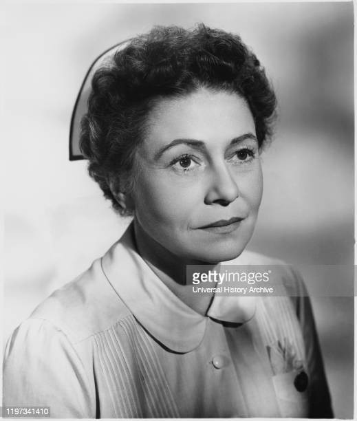 """Thelma Ritter, Publicity Portrait for the Film, """"With a Song in my Heart"""", 20th Century Fox, 1952."""