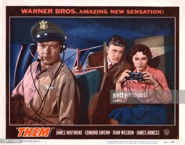 Sean McClory James Arness Joan Weldon 1954