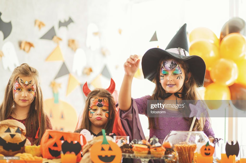Thematic kids party : Stock Photo