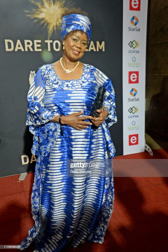 The 13thannual South African Film and Television Awards (SAFTAs) : News Photo