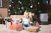 https://www.istockphoto.com/photo/theme-winter-and-christmas-holidays-child-boy-caucasian-blond-1-year-old-sitting-gm1035188420-277150121