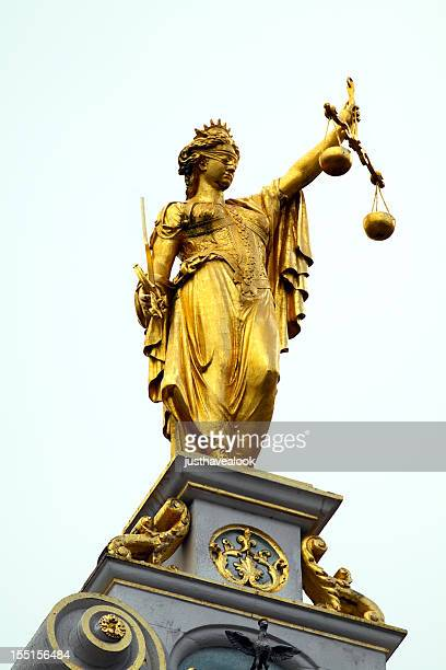 themis devine of justice (justitia) - lady justice stock pictures, royalty-free photos & images