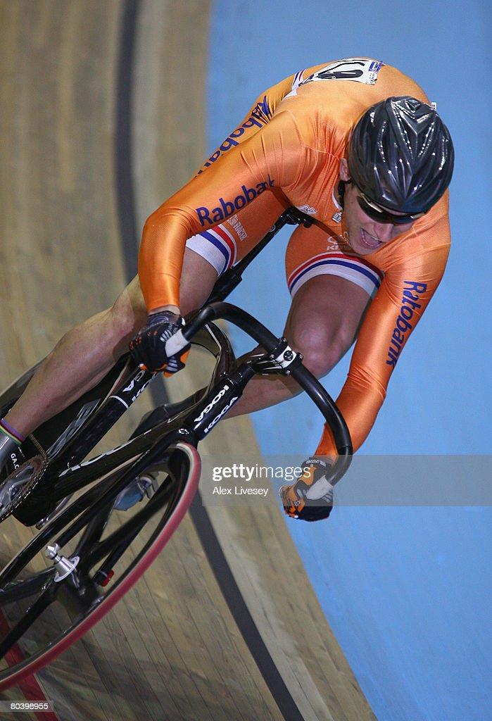 UCI Track Cycling World Championships