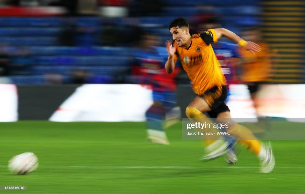 Crystal Palace v Wolverhampton Wanderers: Premier League 2 : News Photo