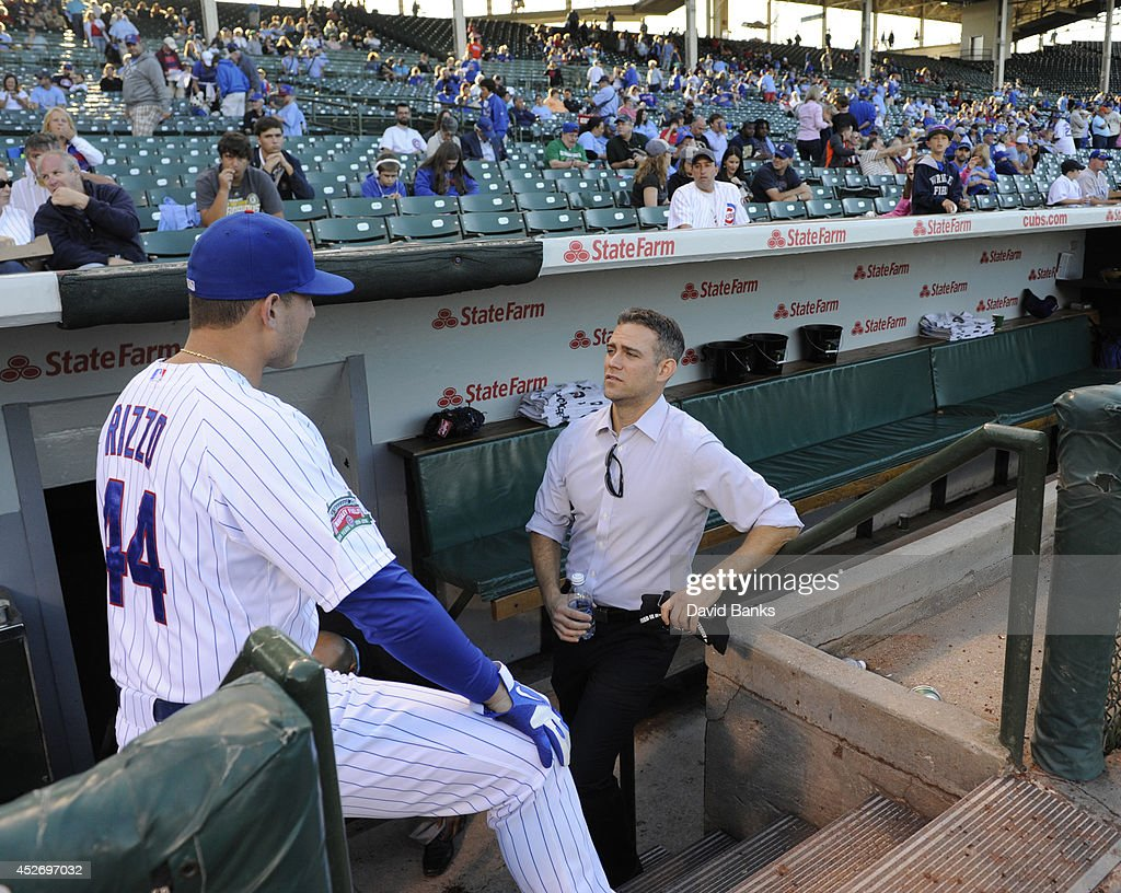 San Diego Padres v Chicago Cubs : News Photo