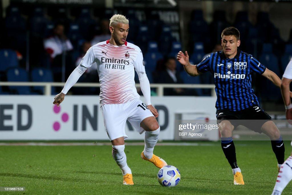 Atalanta Bergamo v AC Milan - Serie A : News Photo
