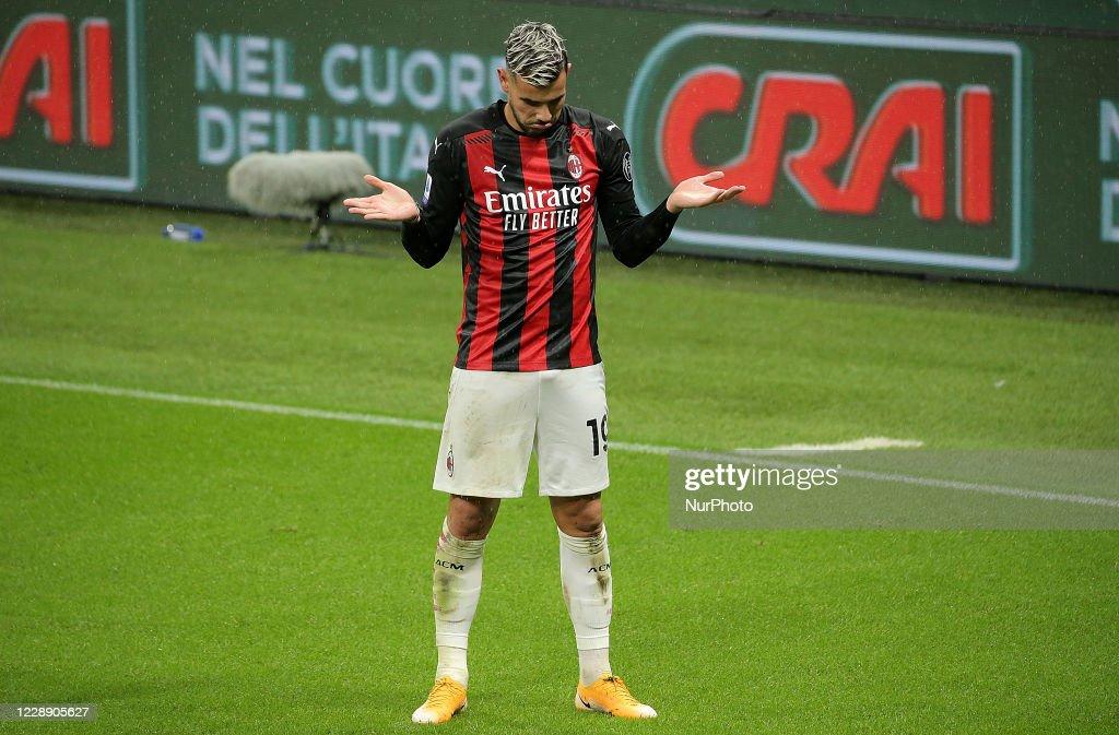 AC Milan v Spezia Calcio - Serie A : News Photo