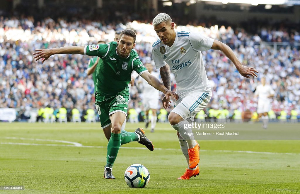 Real Madrid v Leganes - La Liga