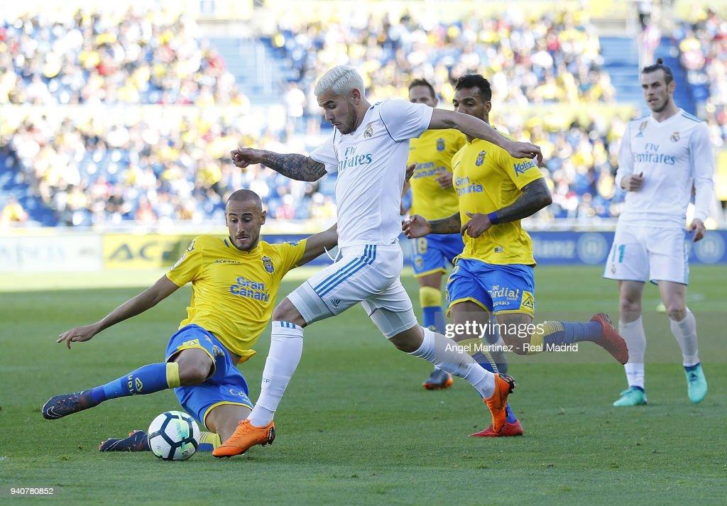 Las Palmas v Real Madrid - La Liga