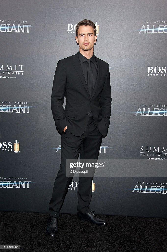 """""""Allegiant"""" New York Premiere"""