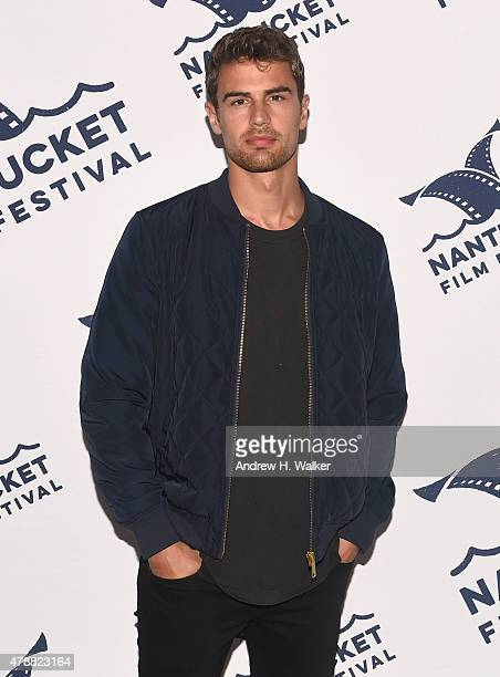 Theo James attends the screening of Franny during the 20th Annual Nantucket Film Festival Day 4 on June 27 2015 in Nantucket Massachusetts