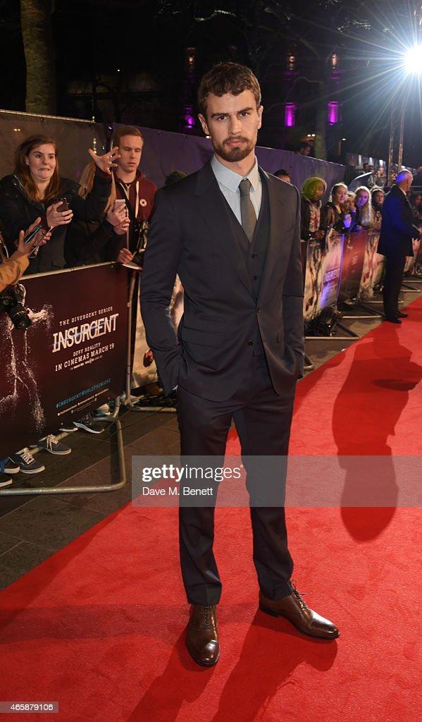 """Insurgent"" World Premiere - VIP Arrivals"